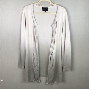 La Fee Verte Anthropologie Open Cardigan Size M/L